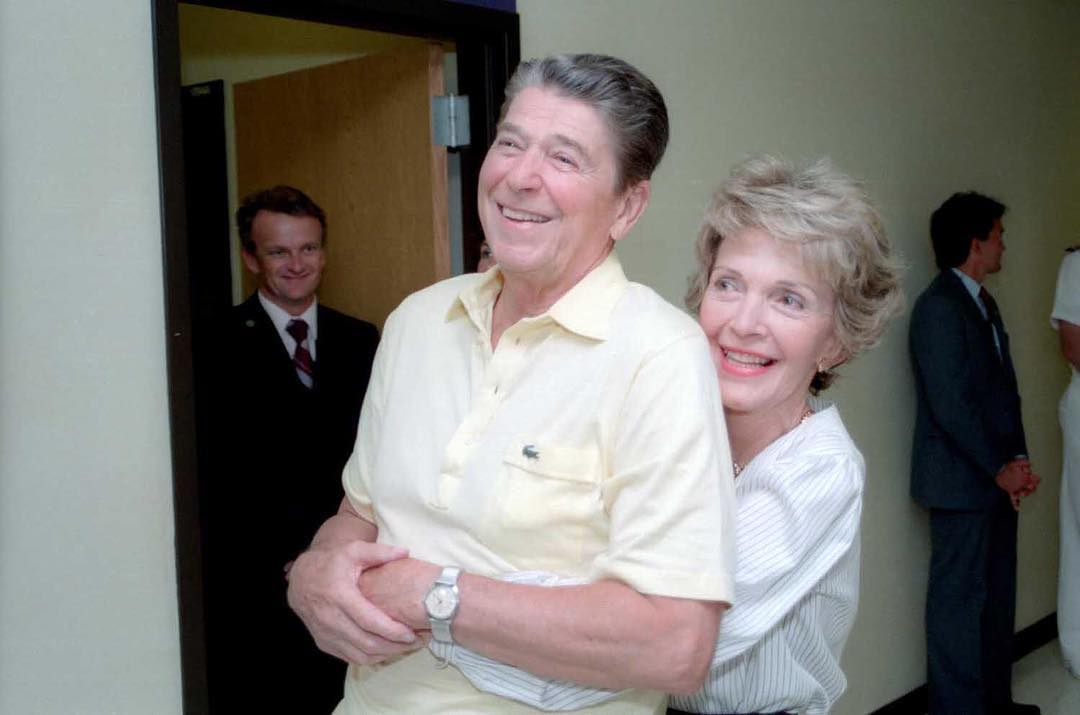 10 Quotes Show Nancy & Ronald Reagan's Enduring Love And Commitment ❤️